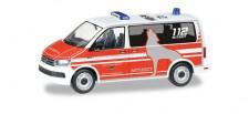Herpa 092876 VW T6 Bus Notarzt FW Wolfsburg