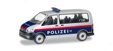 Herpa 092883 VW T6 Bus Polizei Österreich (A)