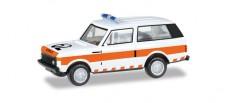 Herpa 092944 Range Rover Politie (NL)