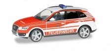 Herpa 092975 Audi Q5 FW Ransbach-Baumbach 2008