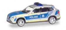 Herpa 093033 BMW X1 Polizei Bayern