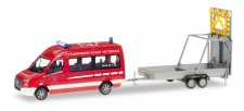 Herpa 093255 VW Crafter Bus HD FW Nittenau