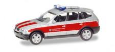 Herpa 093262 BMW X3 FW Nittenau