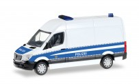 Herpa 093316 MB Sprinter Kasten HD Bundespolizei
