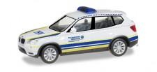 Herpa 093330 BMW X3 THW Hattingen