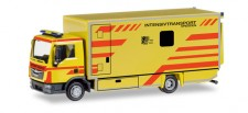 Herpa 093347 MAN TGL Koffer-LKW Intensivtransport