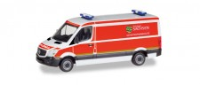 Herpa 093354 MB Sprinter Kasten Katastrophenschutz