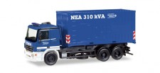 Herpa 093422 MB Actros MP2 WL-LKW THW Cloppenb.