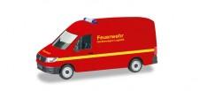 Herpa 093477 VW Crafter Kasten Hochdach FW