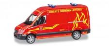 Herpa 093491 MB Sprinter Kasten HD ELW FW Wilsdruff