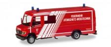 Herpa 093545 MB T2 Vario LR GW-A/S FW Landshut
