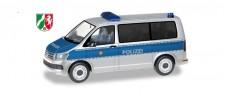 Herpa 093842 VW T6 Bus Polizei NRW