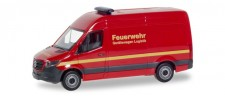 Herpa 093941 MB Sprinter Kasten HD FW