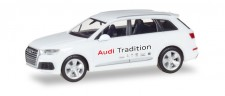Herpa 094085 Audi Q7 Audi Mobile Tradition