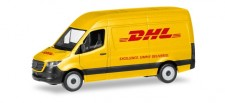 Herpa 094313 MB Sprinter Kasten HD DHL