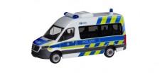 Herpa 094368 MB Sprinter Bus HD Polizei NRW