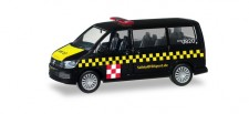 Herpa 094382 VW T6 Multivan Fraport Safetycar