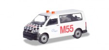 Herpa 094399 VW T6 Multivan Fraport Marshalling