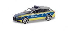 Herpa 094405 Audi A6 Avant Polizei Baden-Württemberg