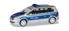 Herpa 094412 VW Touran Polizei Berlin