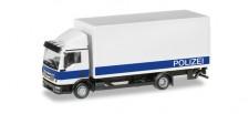 Herpa 094504 MAN TGL Koffer-Lkw Polizei Brandenburg
