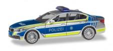 Herpa 094566 BMW 5er Limousine (G30) Lotsenfahrzeug