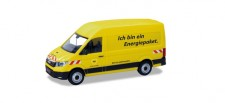 Herpa 094573 MAN eTGE Kasten HD BVG