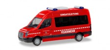 Herpa 094597 VW Crafter Bus HD ELW FW Eschwege