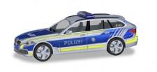 Herpa 094603 BMW 5er Touring (G31) Polizei Bayern