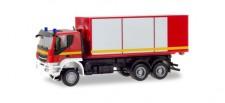 Herpa 094610 Iveco Trakker 6x6 WL-Lkw FW