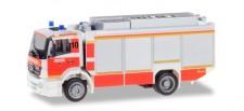 Herpa 094634 MB Axor Rüstwagen RW2 FW Düsseldorf