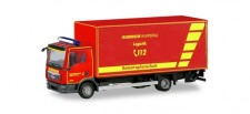 Herpa 094788 MAN TGL E6 Koffer-Lkw FW Wuppertal
