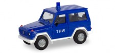 Herpa 094825 MB G-Modell THW