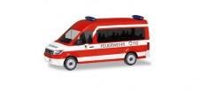 Herpa 095013 VW Crafter Bus HD FW Nürnberg-Neunhofen