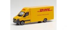 Herpa 095297 MB Sprinter´18 Paketwagen DHL