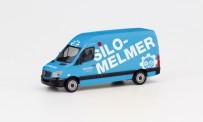 Herpa 095419 MB Sprinter´13 Kasten HD Silo Melmer