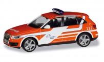 Herpa 095532 Audi Q5 ELW Fraport
