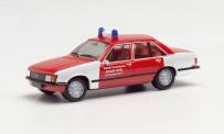 Herpa 095556 Opel Rekord E Werksfeuerwehr Opel