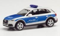 Herpa 095594 Audi Q5 Wasserschutzpolizei Mainz