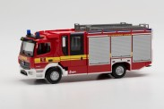 Herpa 095624 MB Atego Z-Cab HLF 20 FFW Wietmaschen