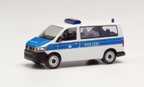 Herpa 096355 VW T6 Bus Bundespolizei