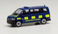 Herpa 096430 VW T6 Bus Schweizer Grenzwachtkorps