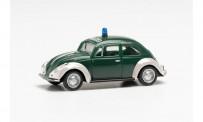 Herpa 096454 VW Käfer Polzei München ISAR10