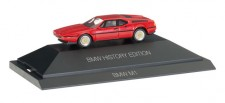 Herpa 102025 BMW History Edition BMW M1 rot