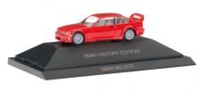Herpa 102056 BMW History Edition BMW M3 GTR rot