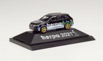 Herpa 102179 Audi Q7 Herpa Weihnachts-PKW 2021