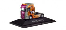Herpa 110976 Scania CR20 HD SZM Maik Terpe PC