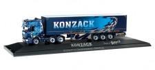 Herpa 121750 Scania R13 TL GP-SZ Konzack