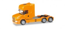 Herpa 151726-006 Scania Hauber TL SZM 3a orange