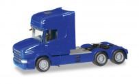 Herpa 151726-007 Scania Hauber TL SZM 3a Ultramarinblau